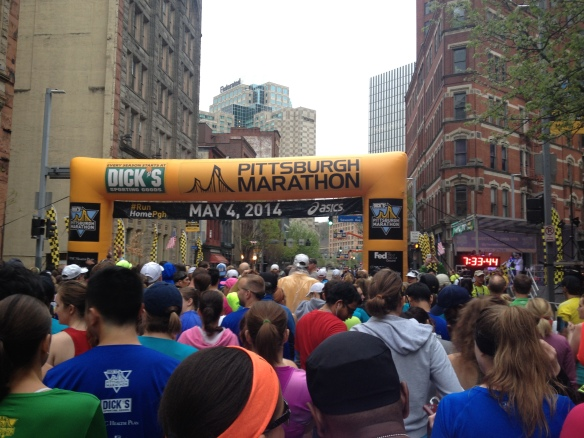 Pittsburgh Half Marathon 099