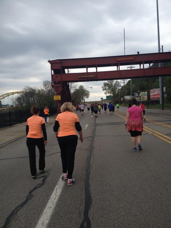 Pittsburgh Half Marathon 132