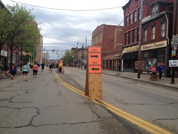 Pittsburgh Half Marathon 138